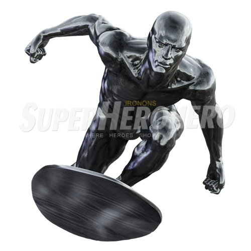 Custom Silver Surfer Iron on Transfers (Wall & Car Stickers) No.7552